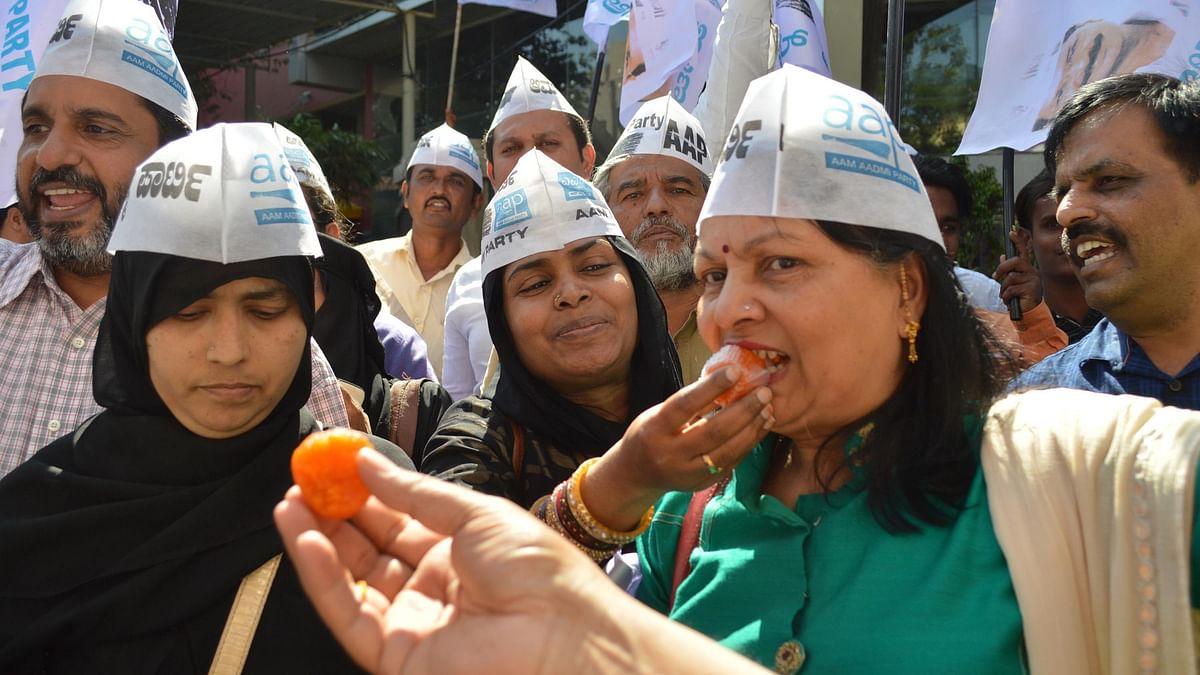دہلی کے اسمبلی انتخابات کے نتائج وادی کشمیر میں عوامی دلچسپی کا باعث بنے