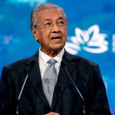 ملائیشیا کے وزیر اعظم مہاتیر محمد