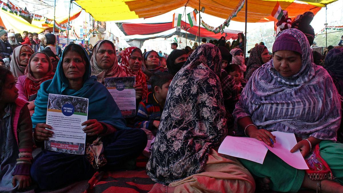 شاہین باغ کی خواتین کو اپنی تحریک فی الحال ملتوی کر دینی چاہیے: احمد سعید ملیح آبادی
