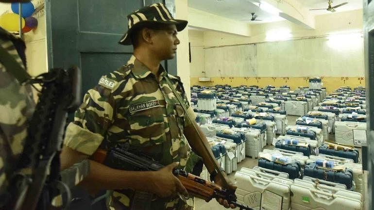دہلی اسمبلی الیکشن: ووٹوں کی گنتی کے لیے 21 مراکز قائم، سیکورٹی انتظامات سخت
