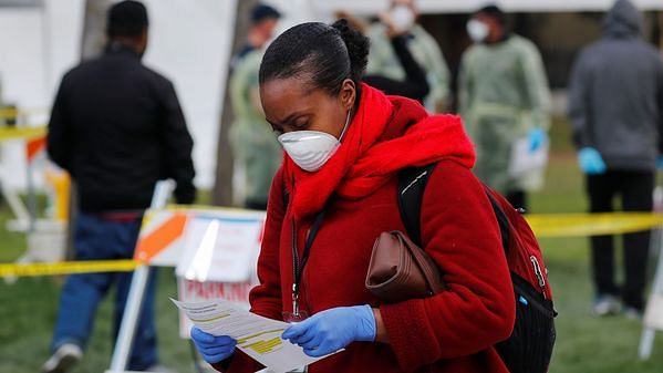 کرونا وائرس کی وجہ سے پوری دنیا میں 37,781 ہلاکتیں، 784,440 متاثرین