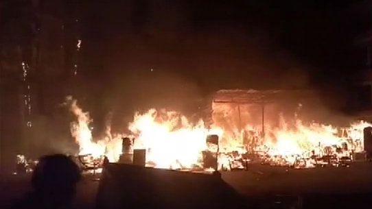 اہم خبریں: دہلی کے شاہین باغ میں فرنیچرمارکیٹ لگی خوفناک آگ