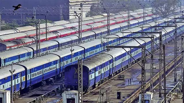22 مارچ کو چار ہزار سے زیادہ ٹرینیں بند