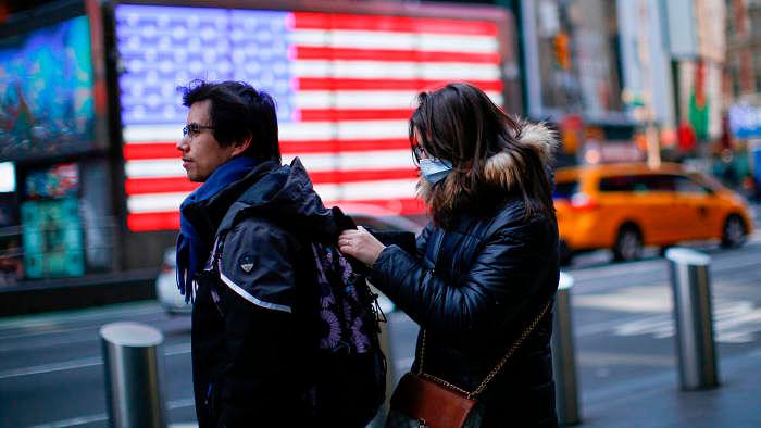 امریکہ: کورونا وائرس کا خطرہ پھیلانے والوں کو اب مانا جائے گا دہشت گرد