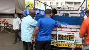 کولکاتا: اخبارات کی فروخت میں 80 فیصد کمی، قارئین پر 'کورونا کا خوف' طاری