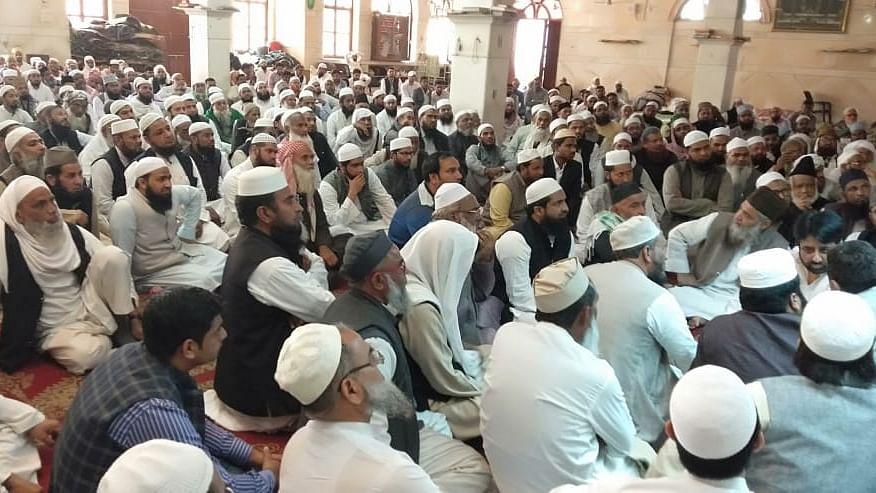 'مسجدوں کے منبروں سے امن و بھائی چارہ کی صدا بلند کی جائے'