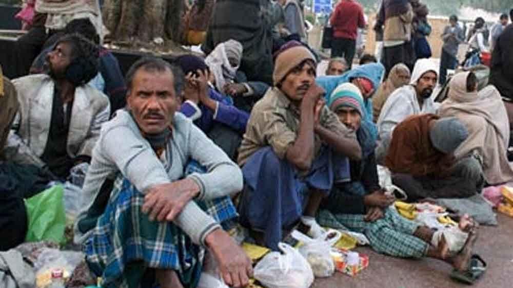 تیرتھ استھل 'پوری' کو بھکاریوں سے پاک کرنے کی مہم شروع