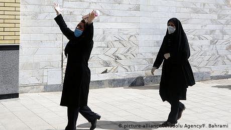 کورونا وائرس، ایران بہت بڑی تباہی سے دوچار ہو سکتا ہے