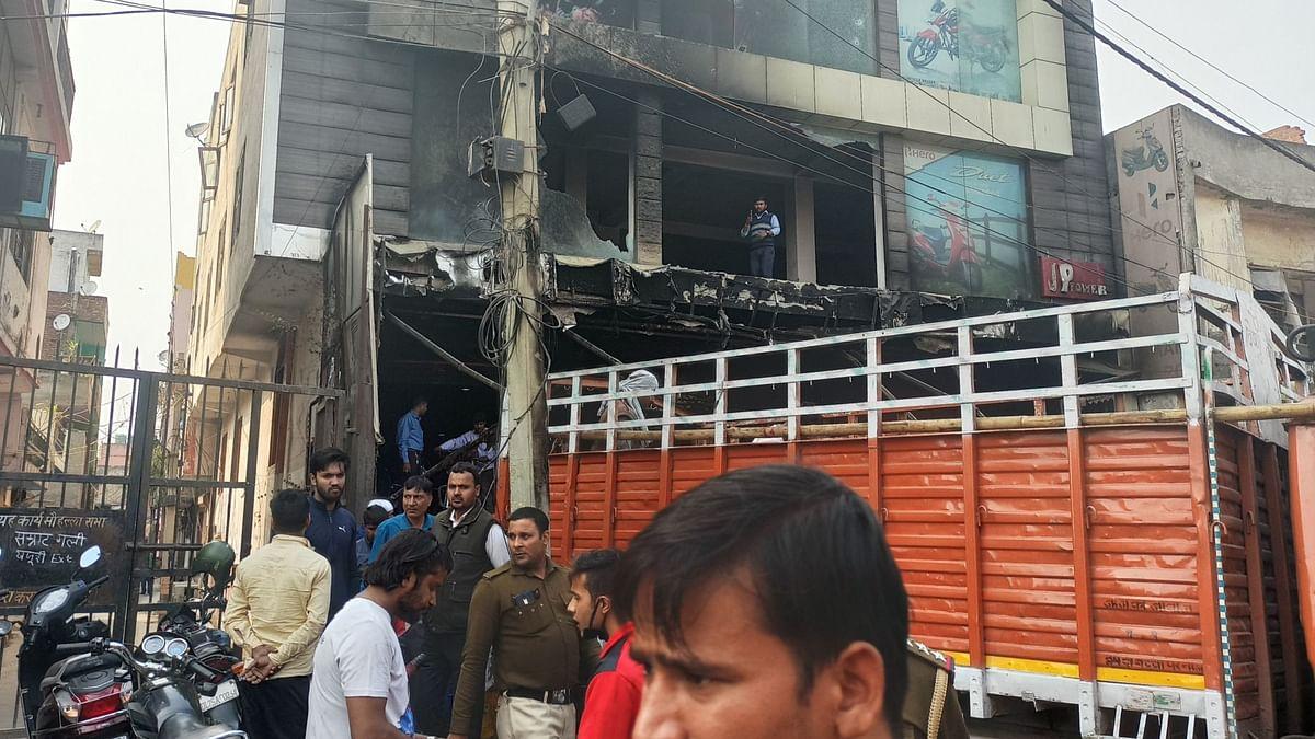 دہلی تشدد: انتظامیہ کی عبوری رپورٹ جاری، 122 گھر اور 322 دکانیں تباہ