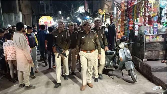 دہلی میں تشدد کی جھوٹی خبر پھیلانے والا شخص گرفتار