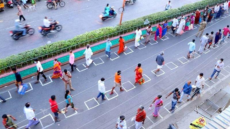 'لاک ڈاؤن اور معاشرتی فاصلے ہندوستانی سماج پر اثر انداز ہوں گے'
