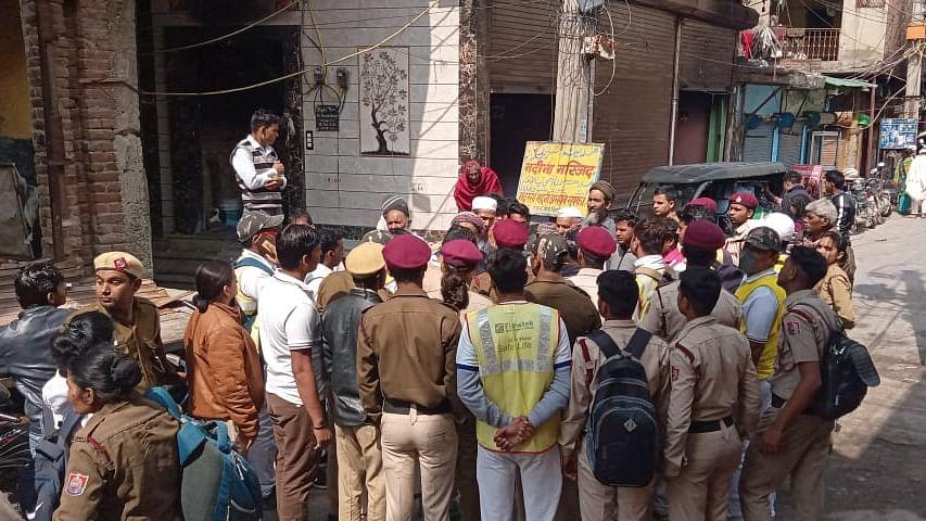 جمعیۃ علماء ہند کی نگرانی میں فساد زدہ علاقوں میں جمعہ کی نماز کا قیام