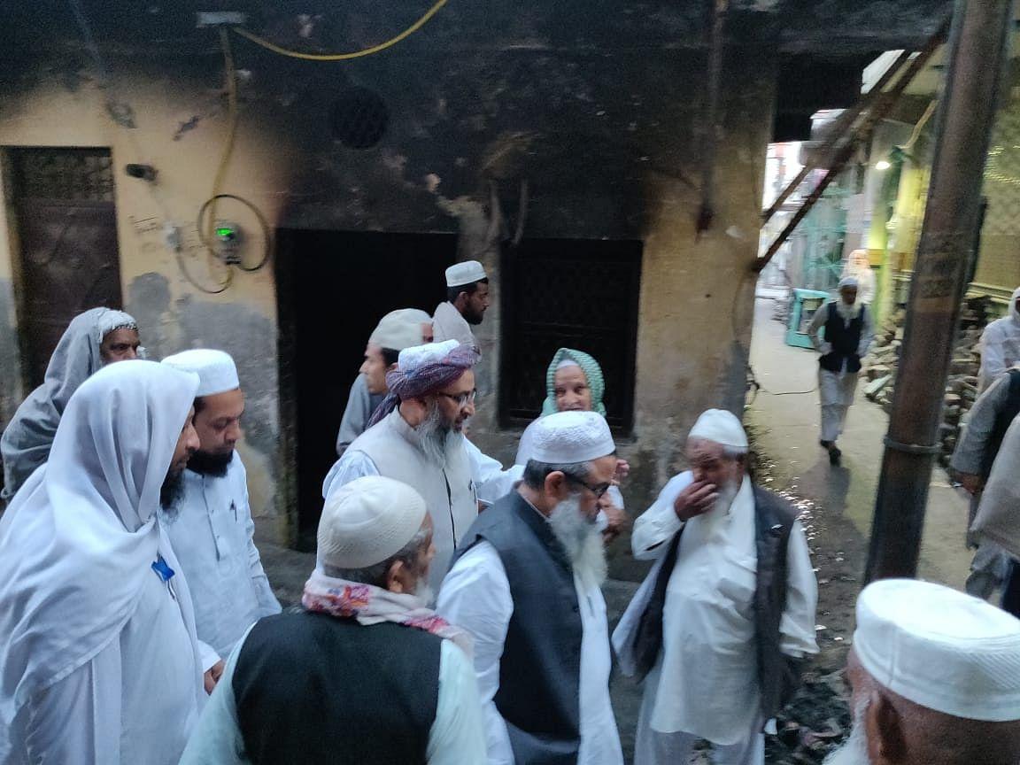 'دہلی فساد متاثرین کو سکھ فساد 1984 کی طرز پر مالی امداد فراہم کی جائے'