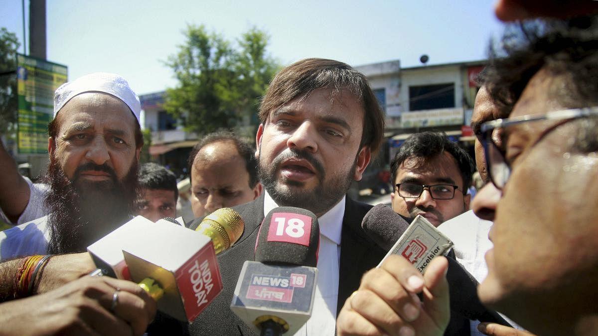 نربھیا کیس سے ہزار گنا مشکل ہے کٹھوعہ عصمت دری و قتل کیس کی لڑائی: مبین فاروقی
