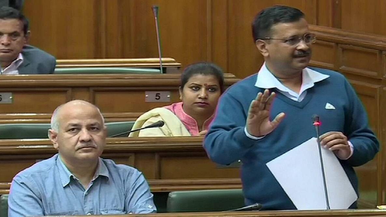 'میری کابینہ پر بھی برتھ سرٹیفکیٹ نہیں' دہلی اسمبلی میں این پی آر، این آر سی کے خلاف قرارداد منظور