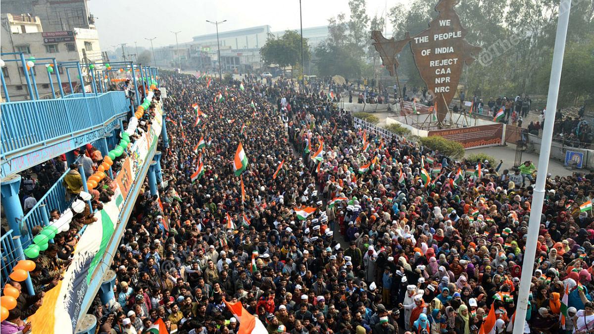 مظاہروں کو نگلتی فرقہ واریت، 'شاہین باغ' روشنی کی مشعل ... سید خرم رضا