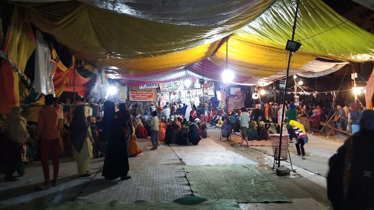 اہم خبریں: شاہین باغ مظاہرے میں شامل خواتین کی تعداد میں گراوٹ