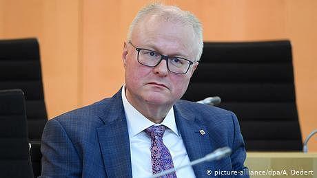 کورونا بحران، جرمن وزیر کی خود کشی کی ممکنہ وجہ