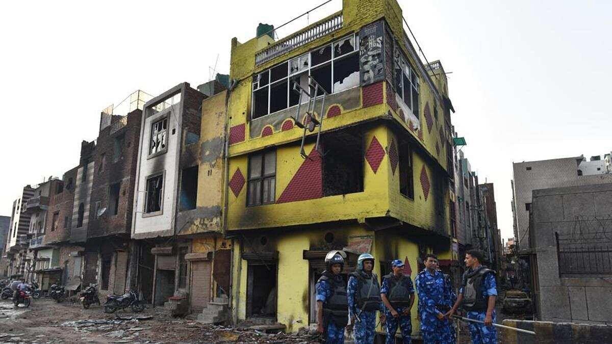 'دہلی فسادات کے متاثرین کی امداد کے لئے مشترکہ حکمت عملی تیار کی جائے'