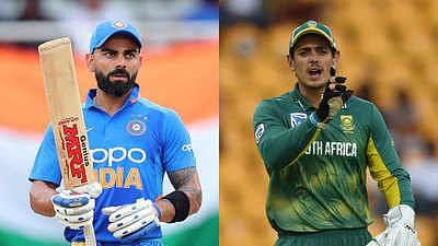 جنوبی افریقہ کے خلاف آج ہندوستانی ٹیم 'گھر' میں فارم حاصل کرنے اترے گی