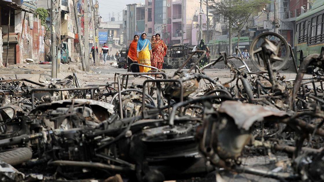 دہلی تشدد: قتل تو نہیں بدلا، قتل کی ادا بدلی ... سید خرم رضا