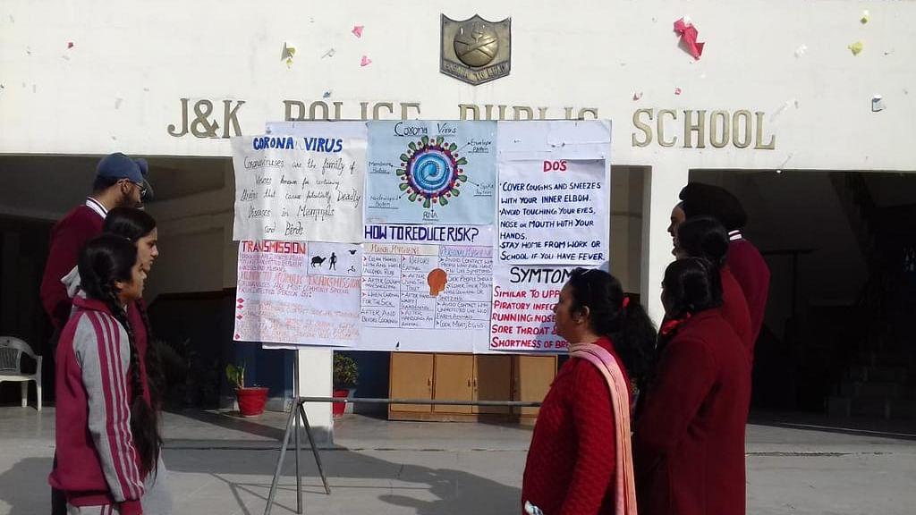کورونا وائرس: جموں اور سانبہ میں پرائمری اسکول 31 مارچ تک بند