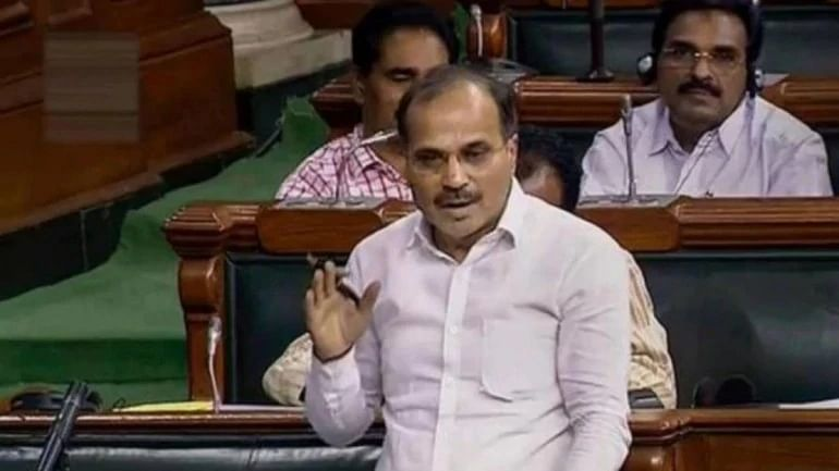 پارلیمنٹ کو 'سنگھی اور تنگی' کے طور پر تقسیم نہیں کیا جا سکتا: ادھیر