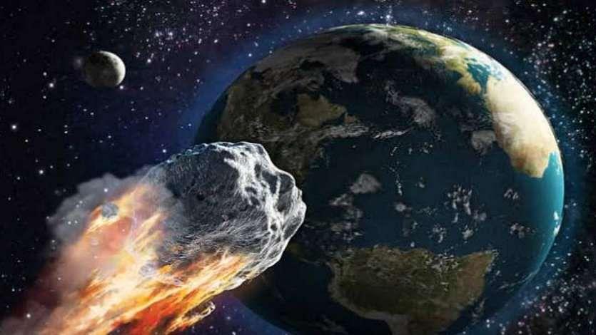 زمین کی طرف تیز رفتاری سے بڑھ رہے ہیں چار 'ایسٹیروئیڈ'، ناسا نے کیا آگاہ