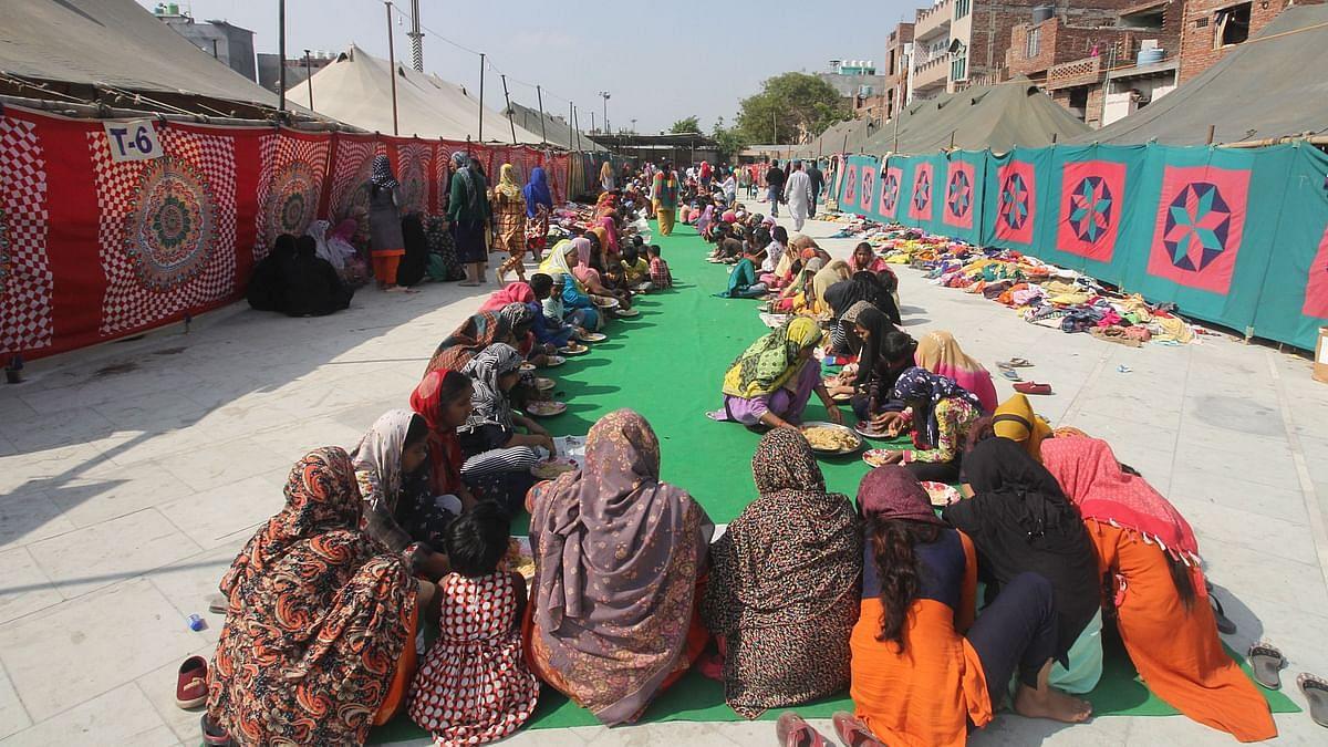 'لاک ڈاؤں نے دہلی فساد متاثرین تک پہنچے والی امداد کی راہیں مسدود کر دیں'