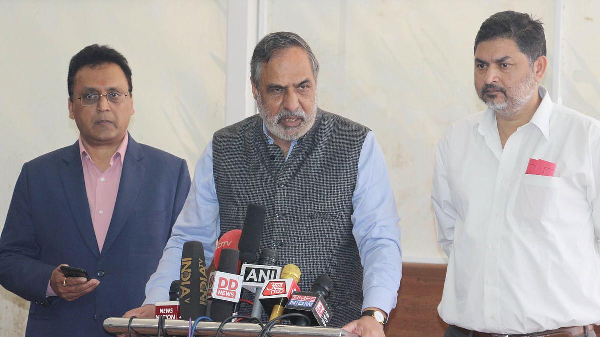 پارلیمنٹ میں دہلی تشدد پر بحث سے بچ رہی حکومت: کانگریس