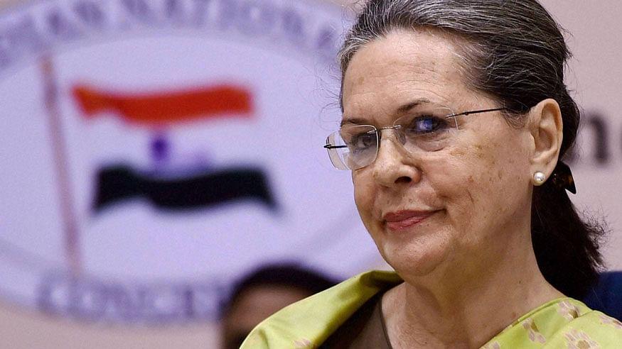 بہار اسمبلی انتخاب: سونیا گاندھی نے تشہیری مہم کا کیا آغاز، مظالم کے خلاف لڑنے کا عزم
