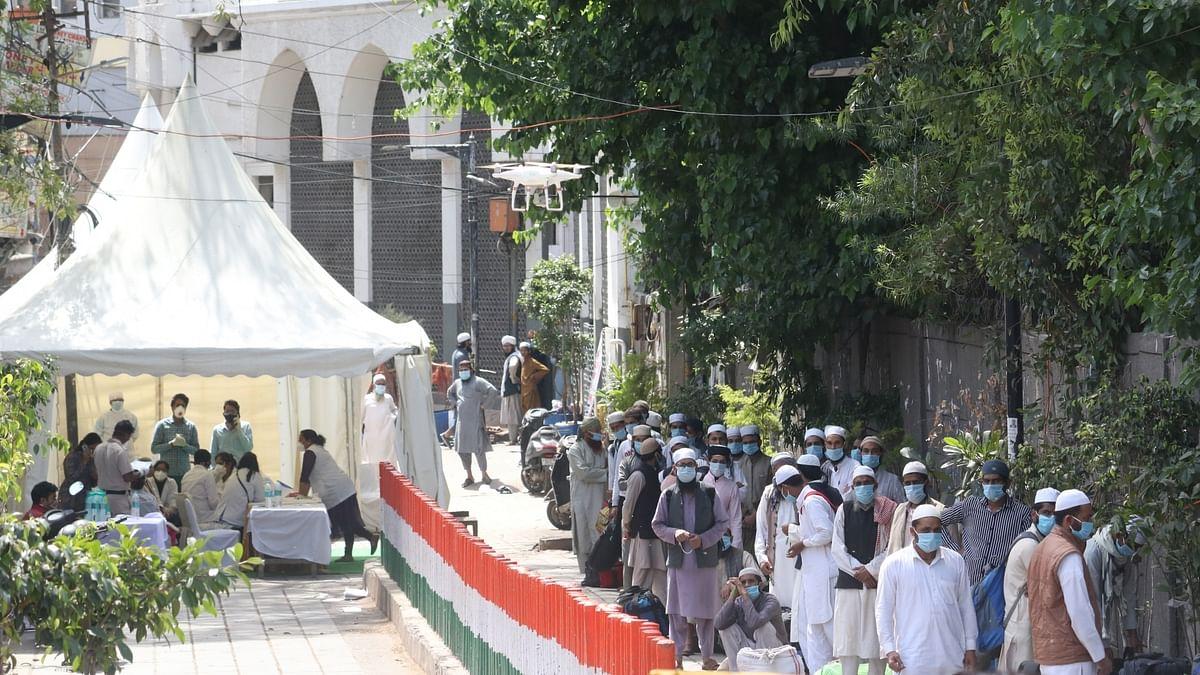 نظام الدین مرکز سے نکل کر 16 مسجدوں میں ٹھہرے تھے بیرون ملکی شہری، فہرست جاری