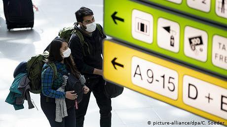 ہوائی جہاز میں سفر، صرف ماسک کے ساتھ؟