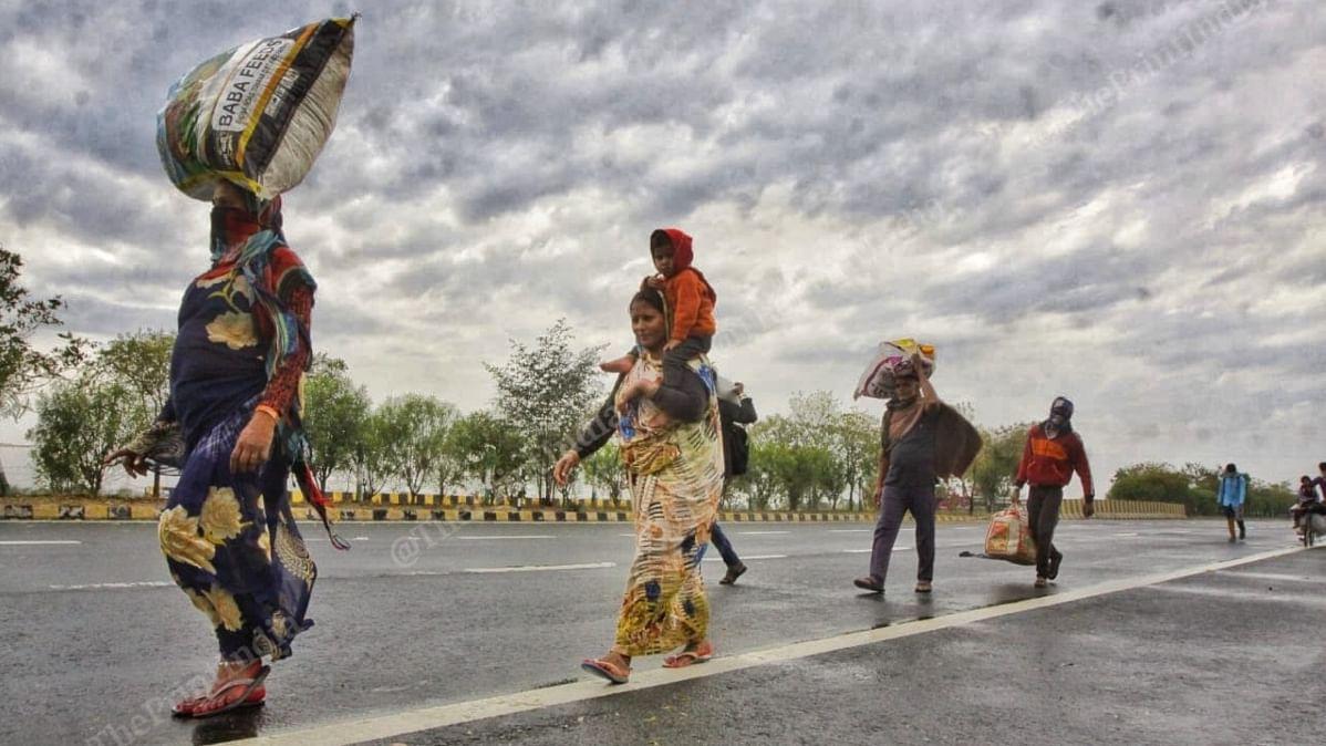 ریاستیں مہاجر مزدوروں کو ضروی سہولتیں مہیا کروائیں: وزارت داخلہ