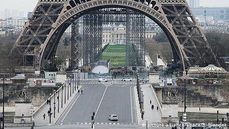 فرانس : کورونا بحران سے نکلنے کا محتاط منصوبہ