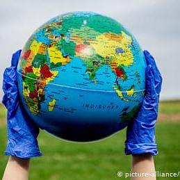 دنیا میں کورونا وائرس