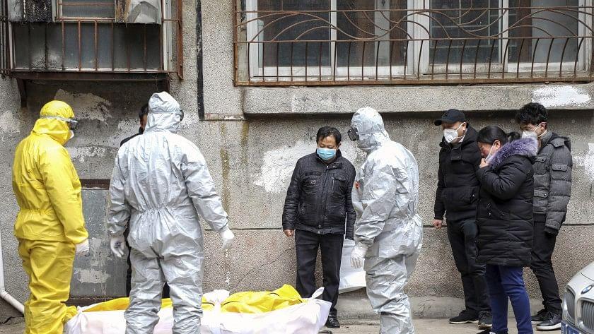 کورونا: چین پر اموات کی تعداد چھپانے کا الزام، نظرثانی شدہ اعداد و شمار جاری