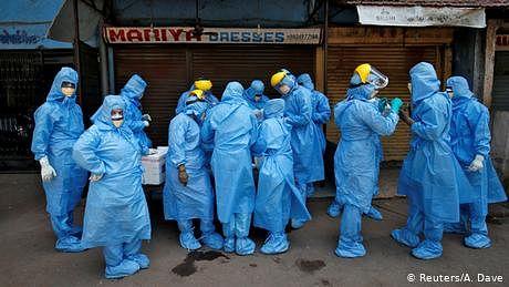 ہندوستان میں کورونا سے صحتیاب ہونے کی شرح 74.30 فیصد