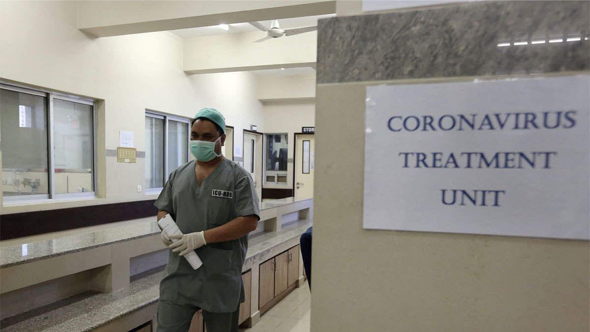 کورونا: ہریانہ میں ہوئی پہلی موت، 67 سالہ بزرگ علاج کے دوران ہلاک
