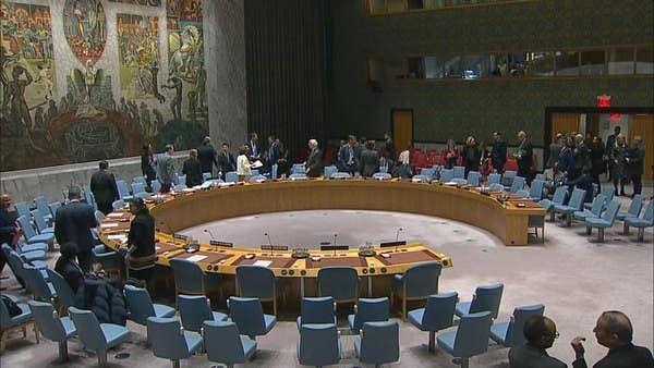 کورونا کی وبا کے حوالے سے سلامتی کونسل کا پہلا اجلاس جمعرات کو ہو گا