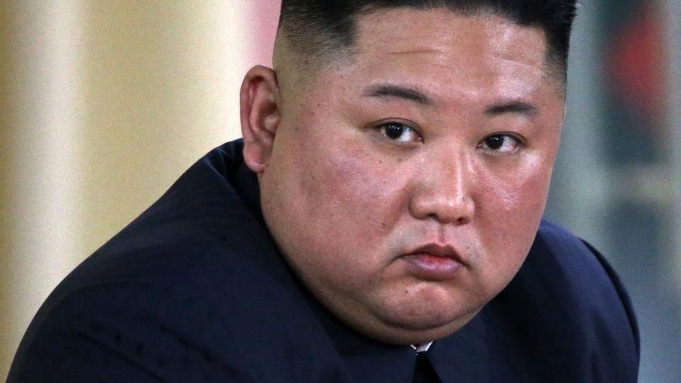کم جونگ اون   زندہ ہیں اور ٹھیک ہیں: جنوبی کوریا