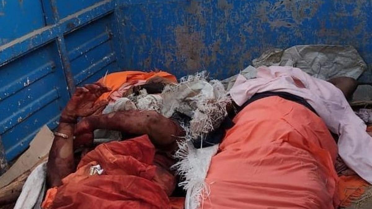 'حکومت گزشتہ موب لنچنگ کے واقعات کو سنجیدگی سے لیتی تو آج سادھوؤں کا قتل نہ ہوتا'
