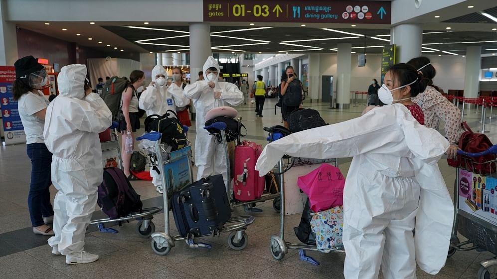 پوری دنیا میں کورونا متاثرین کی تعداد 10 لاکھ سے زائد،فرانس میں ایک دن میں 1355 اموات