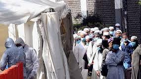 نظام الدین مرکز کو خالی کرنے کے لیے 36 گھنٹے چلا آپریشن، 2361 لوگ نکالے گئے