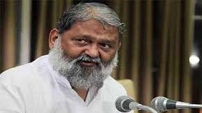 ہریانہ کے وزیر داخلہ انل وِز نے بڑھ رہے کورونا مریضوں کا ٹھیکرا دہلی کے سر پھوڑا
