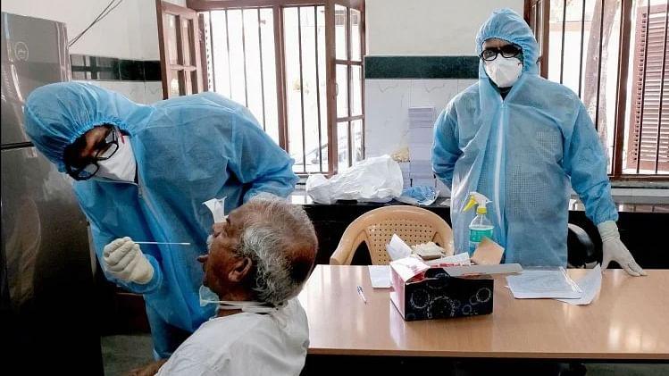 تین کورونا پازیٹو مریض ملے جونپور میں، لیکن علاج وارانسی میں