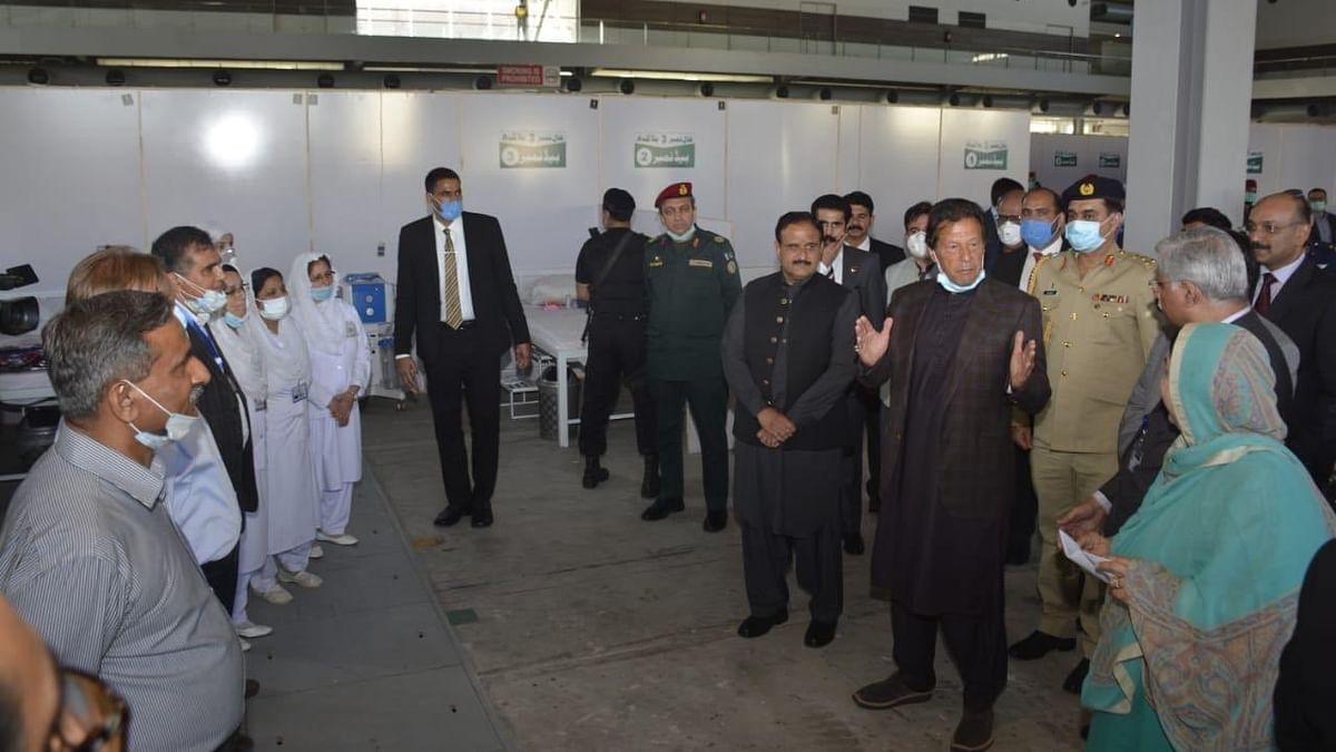 کورونا کےتعلق سے کوئی غلط فہمی میں نہ رہے: عمران خان