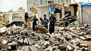 یمنی جنگ میں جرمنی 'جلتی پر تیل ڈال رہا ہے': ناقدین کا الزام