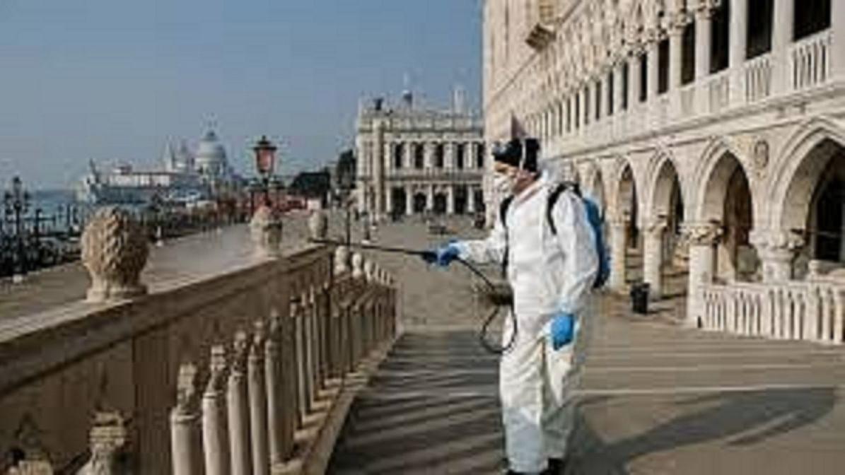 اٹلی میں کورونا وائرس سے 26977 ہلاکتیں، 1.99 لاکھ متاثر