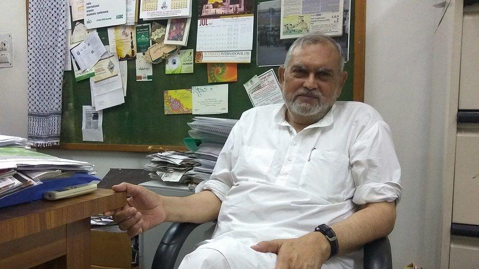 ڈاکٹر ظفرالاسلام خان کی دفاع میں کھڑے ہوئے دانشوران، مقدمہ واپس لینے کا مطالبہ